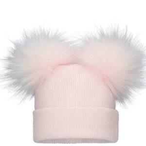 Pom Pom Envy Pink Baby Knit Double