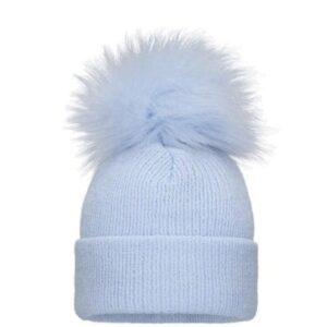 Pom Pom Envy Blue Baby Knit