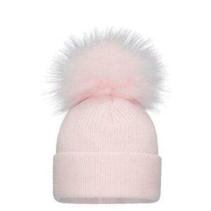 Pom Pom Envy Pink Baby Knit